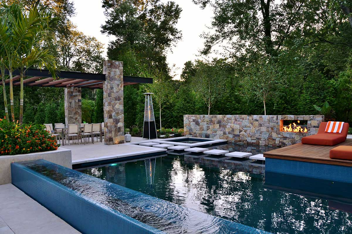 Pool features for Pool design awards