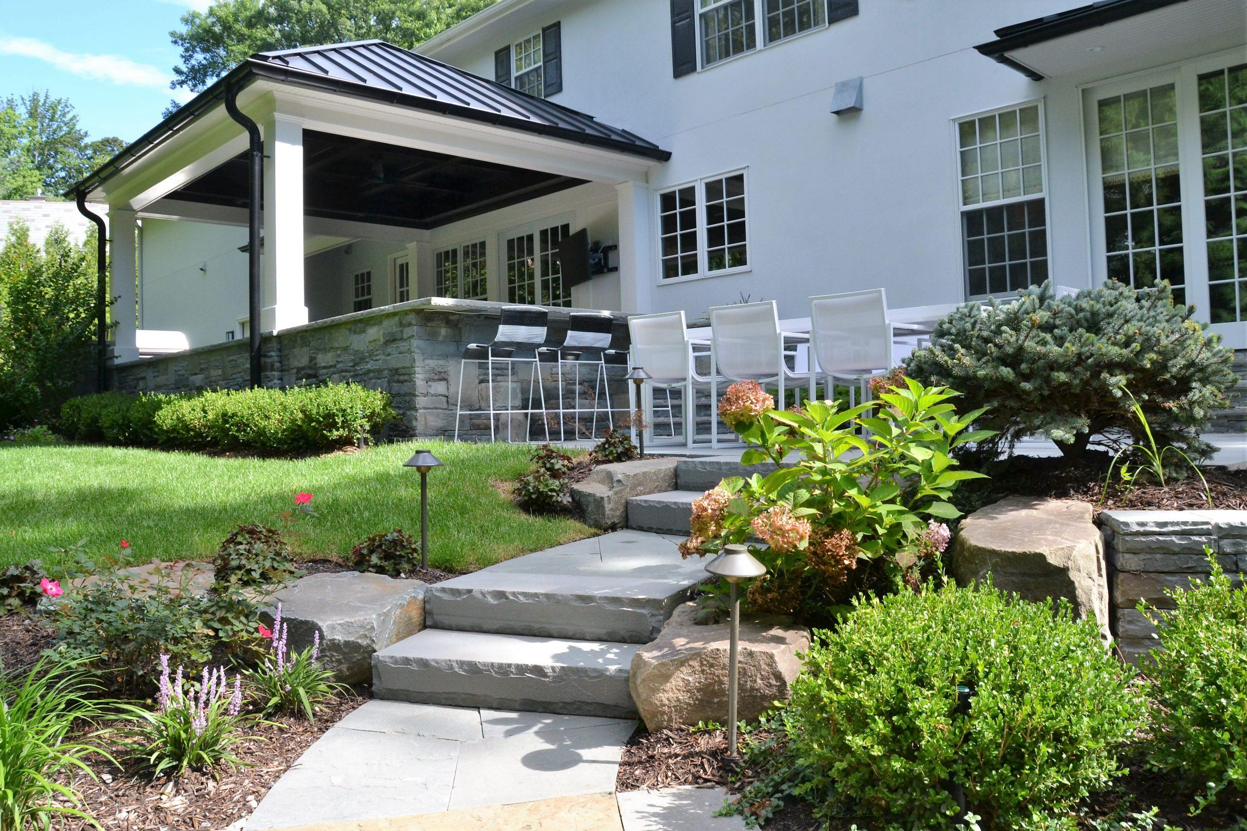 Backyard Remodel Ideas